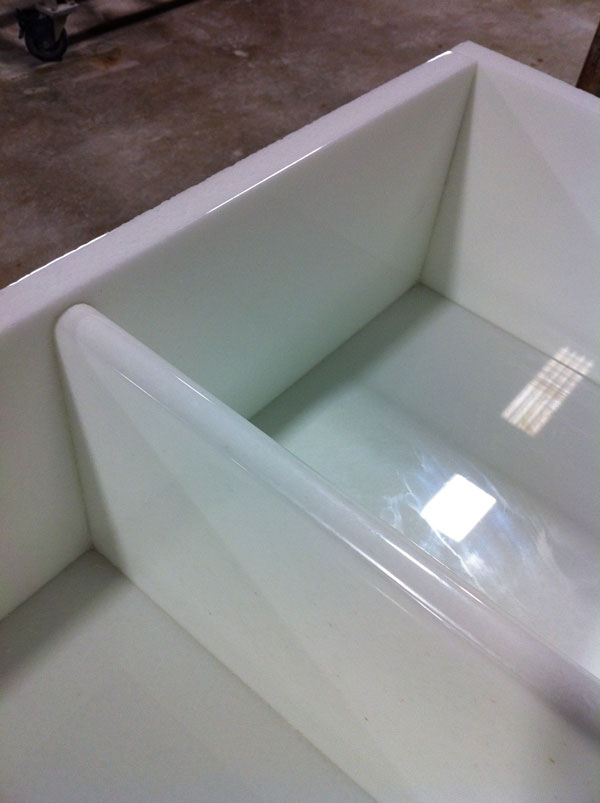 Glassos® Niches, Jambs, Shelves and Shower Seats